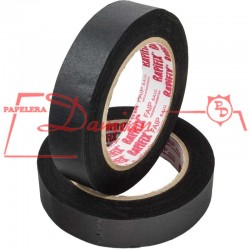 Cinta Rapifix Papel Negra 24mm X 50mt